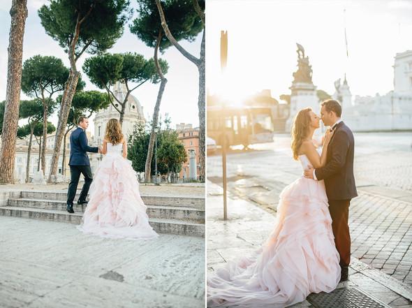 Wedding Italy Rome - фото №14
