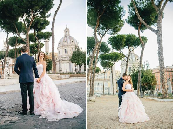 Wedding Italy Rome - фото №26