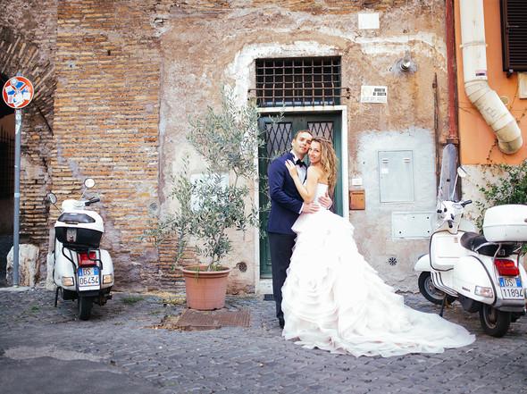Wedding Italy Rome - фото №7