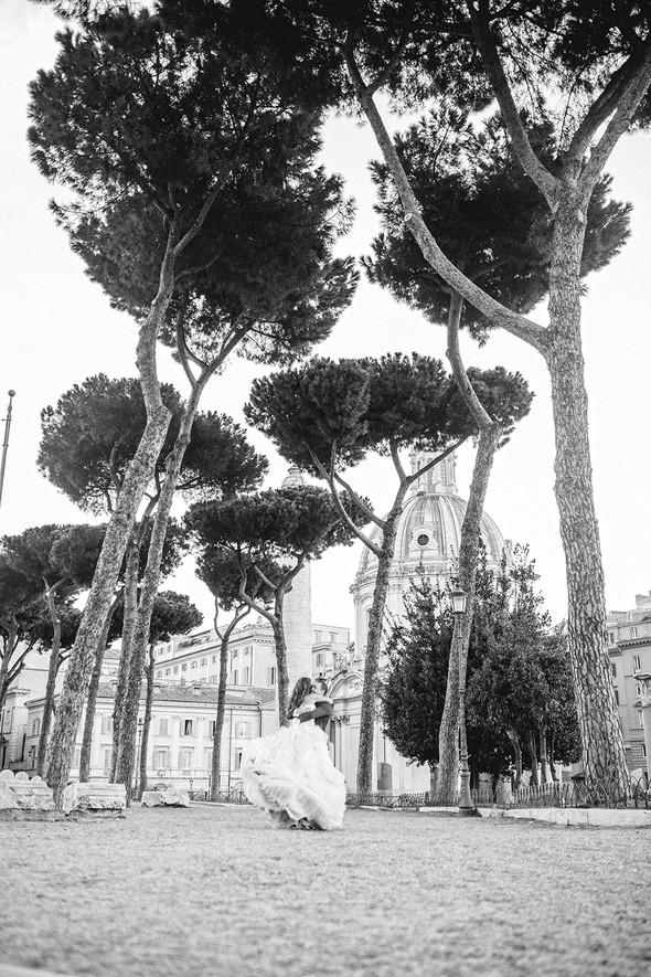 Wedding Italy Rome - фото №12