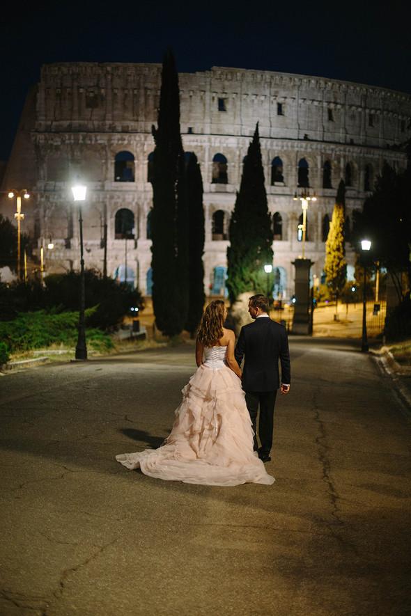 Wedding Italy Rome - фото №33