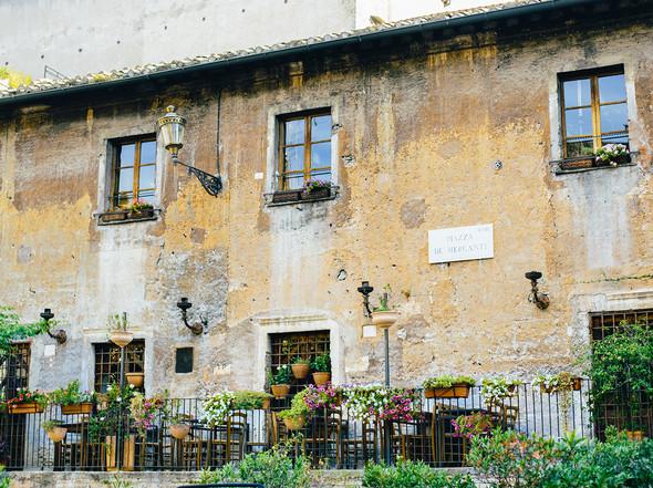 Wedding Italy Rome - фото №10