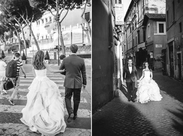Wedding Italy Rome - фото №8