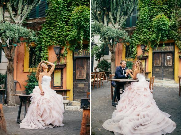 Wedding Italy Rome - фото №4