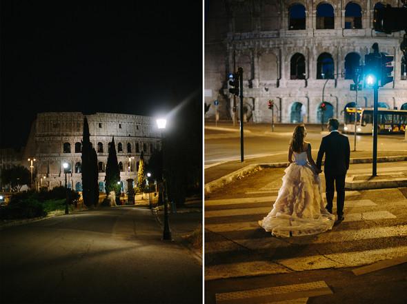 Wedding Italy Rome - фото №32