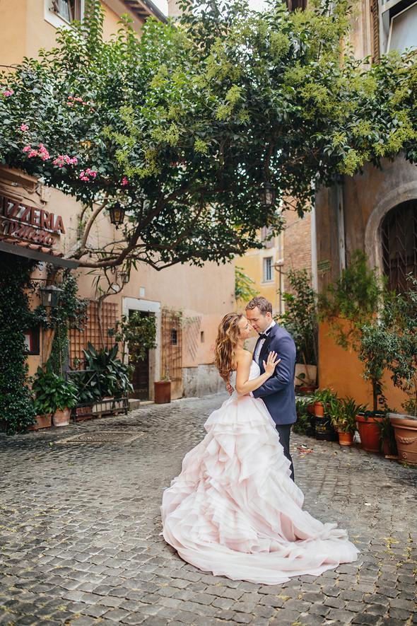 Wedding Italy Rome - фото №3
