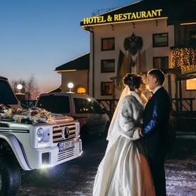 Лімузин Кубік Gelandewagen 2017 року - авто на свадьбу в Ивано-Франковске - портфолио 6