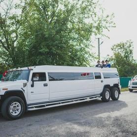 Лімузин Хаммер Н2 у Франківську - авто на свадьбу в Ивано-Франковске - портфолио 5