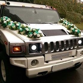 Лімузин Хаммер Н2 у Франківську - авто на свадьбу в Ивано-Франковске - портфолио 4