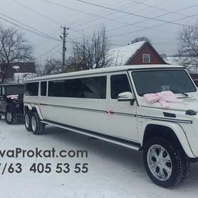 Лимузины Франковск - авто на свадьбу в Ивано-Франковске - портфолио 4