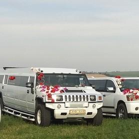 Лимузины Франковск - авто на свадьбу в Ивано-Франковске - портфолио 3