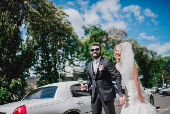 Amedeo's and Julia's wedding day  - фото №15