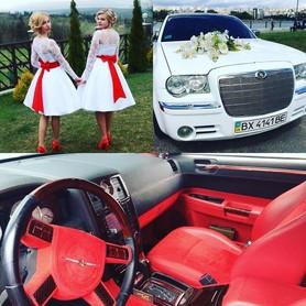 Chrusler 300C - авто на свадьбу в Хмельницком - портфолио 2