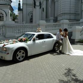 Chrusler 300C - авто на свадьбу в Хмельницком - портфолио 3