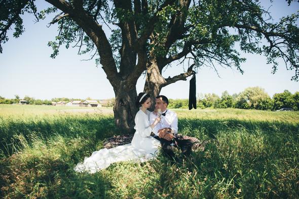 Олександр та Евгенія - фото №63