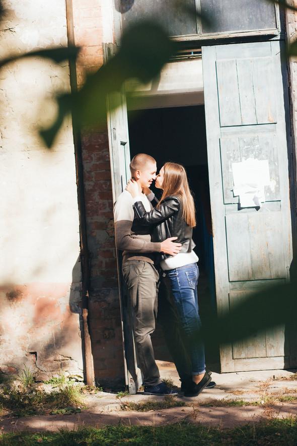 love story Женя та Влад - фото №1