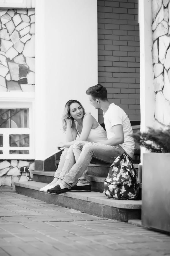 love story Алена та Сергій - фото №8