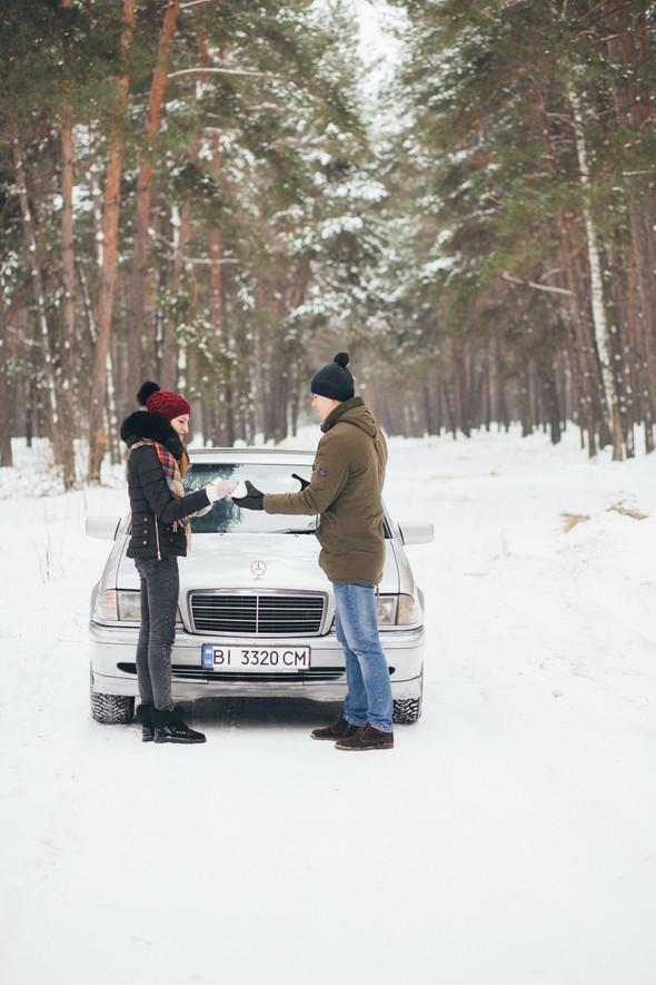 Каріна та Олексій - фото №16