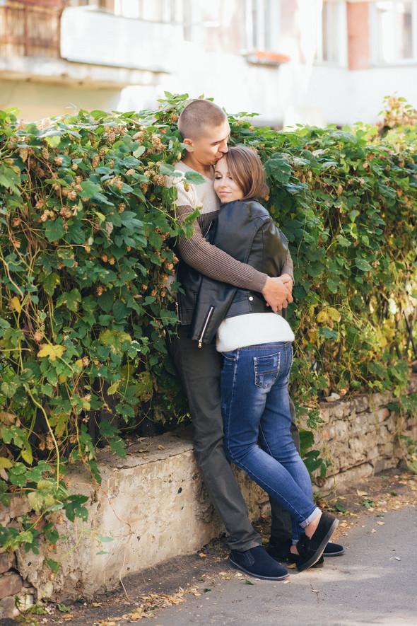 love story Женя та Влад - фото №21