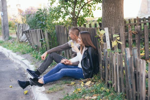 love story Женя та Влад - фото №9