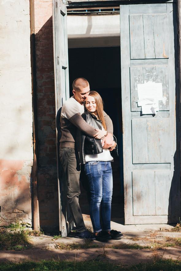love story Женя та Влад - фото №4