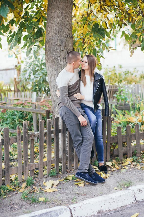 love story Женя та Влад - фото №6