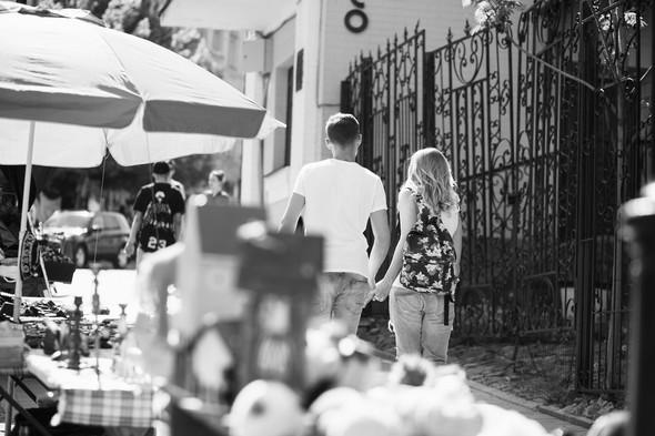 love story Алена та Сергій - фото №2