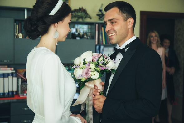 Олександр та Евгенія - фото №29