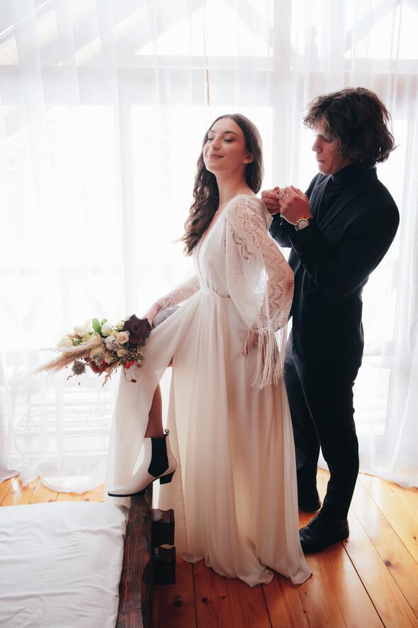 Весілля Маши та Валерія - фото №17