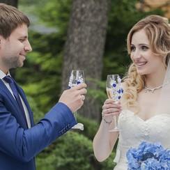 Ведущая свадебной церемонии Юлия Сигалова - выездная церемония в Киеве - фото 4