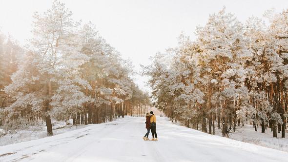 Как мы снег ловили... - фото №38