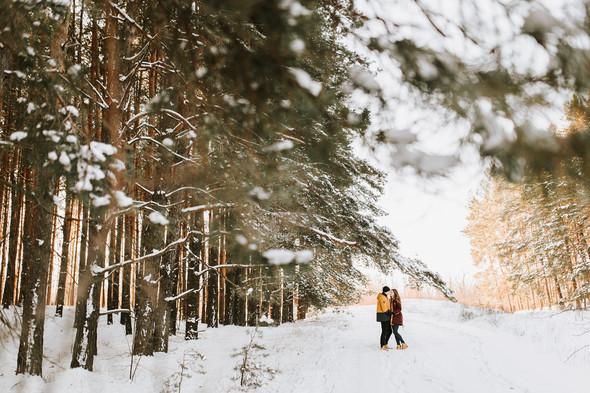 Как мы снег ловили... - фото №44