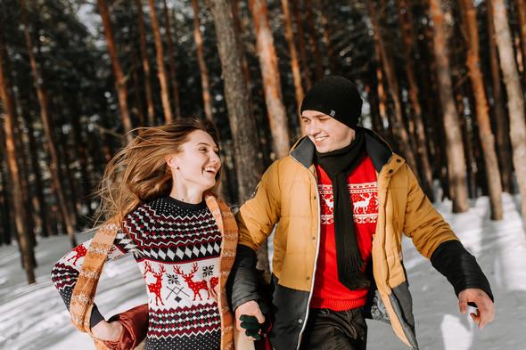 Как мы снег ловили... - фото №7
