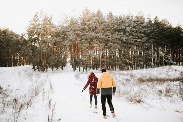 Как мы снег ловили... - фото №42