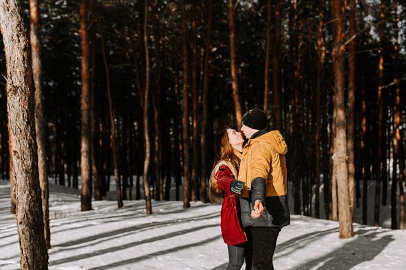 Как мы снег ловили... - фото №11