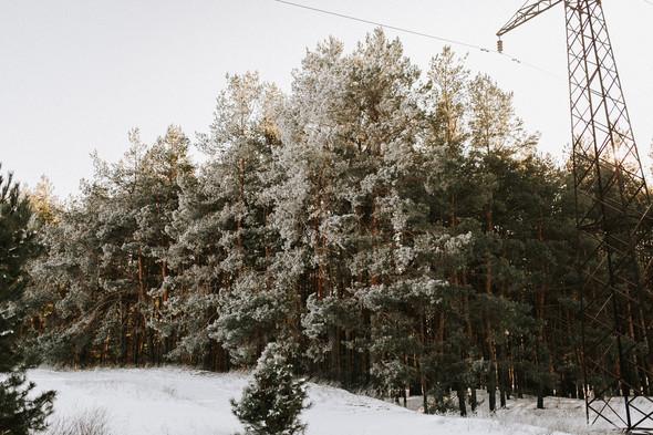 Как мы снег ловили... - фото №1