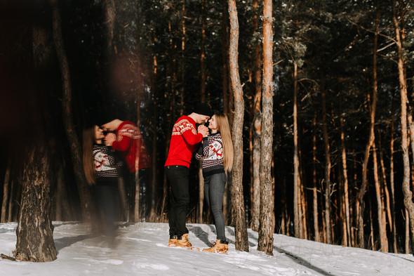 Как мы снег ловили... - фото №17