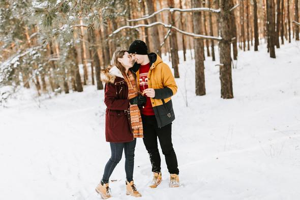 Как мы снег ловили... - фото №47
