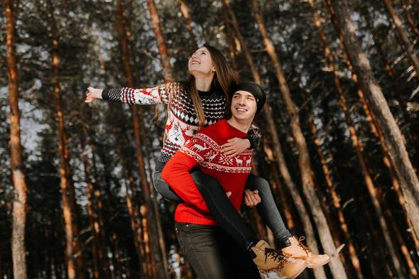 Как мы снег ловили... - фото №21