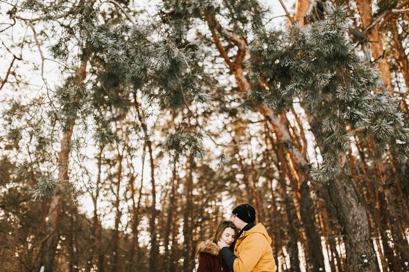 Как мы снег ловили... - фото №45