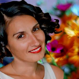 Татьяна Катрич - ведущий в Одессе - портфолио 1