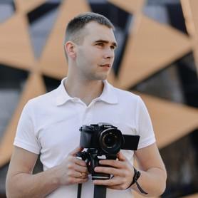 Видеограф Игорь Пунтус