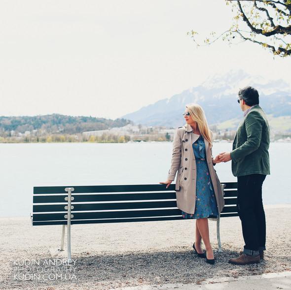 Love Story in Luzern - фото №45
