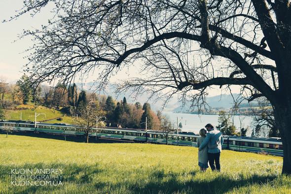 Love Story in Luzern - фото №46