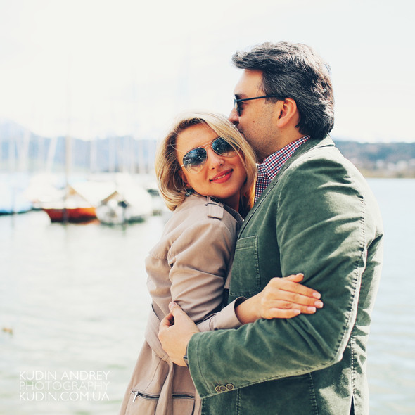 Love Story in Luzern - фото №19