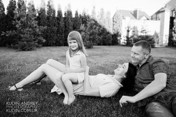 Юля, Саша и Лера - фото №8