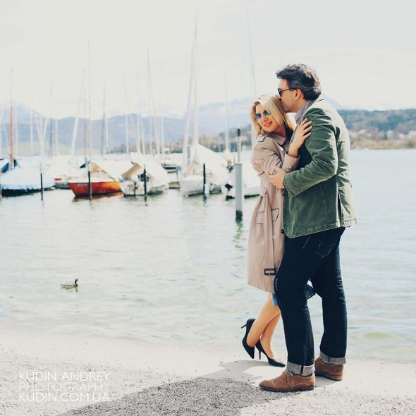 Love Story in Luzern - фото №20