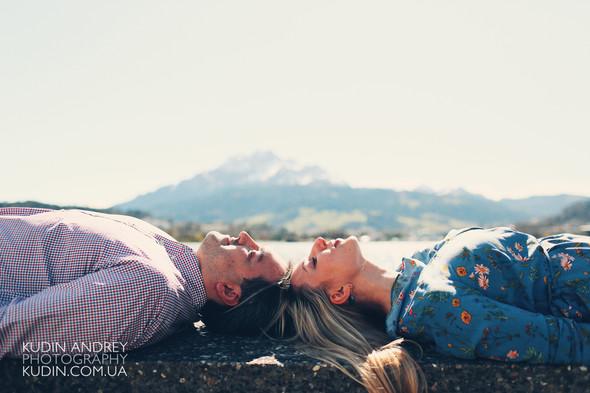 Love Story in Luzern - фото №12
