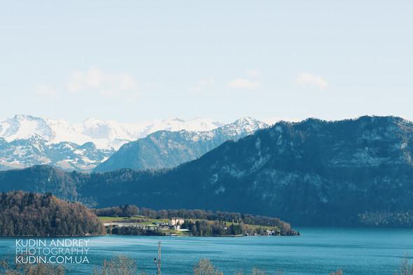 Love Story in Luzern - фото №42