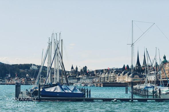 Love Story in Luzern - фото №8
